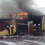 Pożar w Wiązowcu