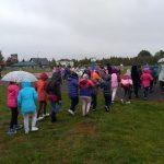 Ewakuacja szkoły w Urszulinie