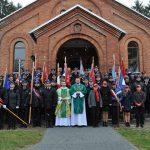 Msza Święta za zmarłych strażaków z powiatu włodawskiego