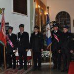 Msza Święta w intencji zmarłych strażaków z terenu Gminy Urszulin