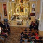 Msza Święta w intencji zmarłych strażaków